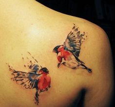 THIS is exactly what I think a tattoo should be! Beautiful!