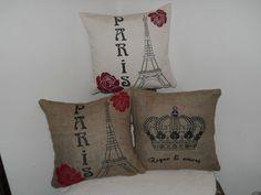 almohadones rusticos - Buscar con Google