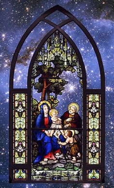Nativity - Joyous Christmas! - Joyeux Noël! | Christmas card… | Flickr
