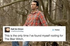 This Photo Of Donald Trump Jr. In The Woods Is Now A Huge Meme