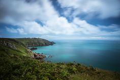 Guernsey, Kliff Path