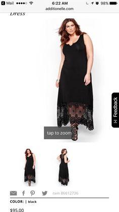 Addition-Elle - I need this dress!