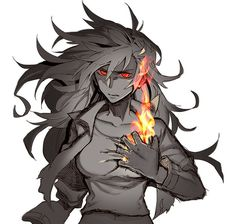 """""""Dragons are infamous for their short fuses, Yang. And I'm pretty sure you've all but confirmed that with that stunt you just pulled..."""""""