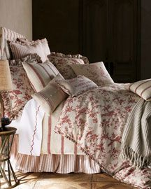 French Laundry Bedding is on sale now at Country Cottage Collections
