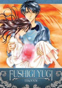 Fushigi Yugi Eikoden DVD Collection (Hyb) #RightStuf2013