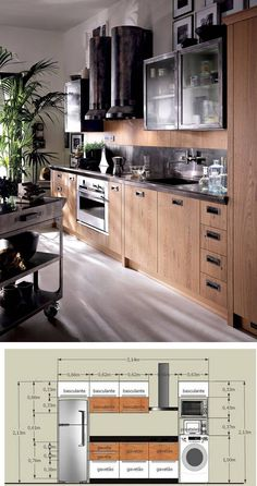 Casinha colorida: Vai projetar ou reformar a sua cozinha? Veja dicas essenciais…