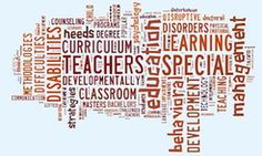 Special Education Programs Online:   How they prepare teachers of students who are learning disabled, developmentally challenged, or gifted and talented.