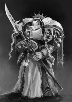 Grey Knight by zilekondic on DeviantArt