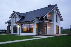 Exterior home and roof ideas | open gable roof types | Décor Aid