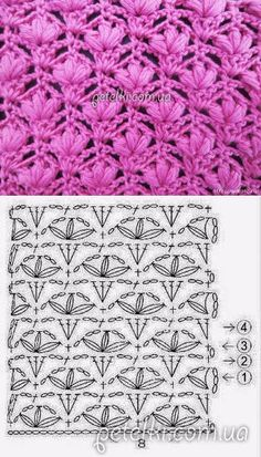 Watch This Video Beauteous Finished Make Crochet Look Like Knitting (the Waistcoat Stitch) Ideas. Amazing Make Crochet Look Like Knitting (the Waistcoat Stitch) Ideas. Crochet Stitches Chart, Crochet Blanket Edging, Crochet Diagram, Crochet Motif, Tunisian Crochet, Crochet Lace, Stitch Patterns, Knitting Patterns, Crochet Patterns
