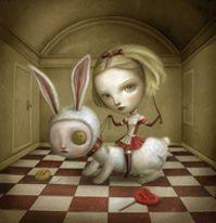 Lovely by Nicoletta Ceccoli