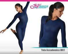 Tute accademiche · Tuta per la danza moderna molto richiesta e apprezzata.  Maniche e gambe lunghe 3e872c9933d