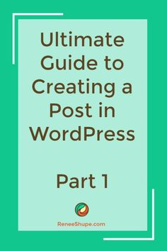 Blogger, WordPress Expert & Digital Business Consultant #onlinepublishing