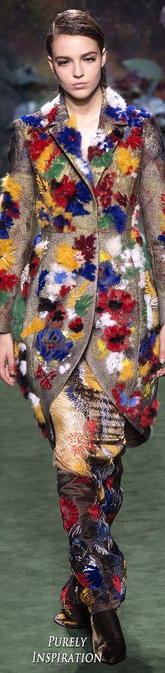 Fendi Fall 2017 Haute Couture | Purely Inspiration