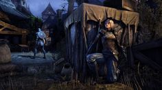 Zdjęcie: Reason 9354: Even if Justice Guards stop you, you still have a chance to escape. #MillionReasonsToPlay #ESO