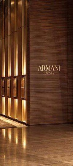 Armani Hotel at Dubai