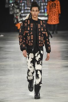 Male Fashion Trends: Marcelo Bulron County of Milan Fall/Winter 2016/17 - Milán Fashion Week