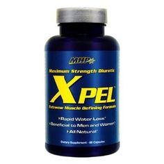 Mhp Xpel Fat Burner 80 Tablets