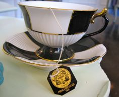 "Mariage Freres ""French Breakfast"" tea."
