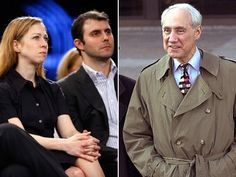 Congressman Edward Mezvinsky - (D) Idaho (CHELSEA CLINTON'S FATHER-IN-LAW) - Convicted in 2002 of bilking his associates, friends and family members -- even his own late mother-in-law -- out of millions. Mezvinsky remains on federal probation and still owes almost $ 9.4 million in restitution to his victims. WHILE IN PRISON, HE WAS INVOLVED IN NIGERIAN EMAIL SCAMS and began to steal from people to further his schemes.