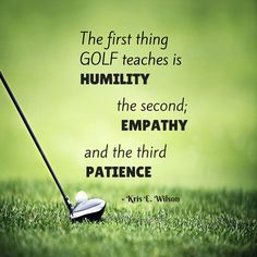 A cool golf thought! More golf ideas, tips, and quotes at #lorisgolfshoppe