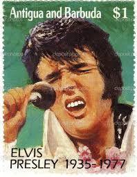 Resultado de imagen para elvis presley stamps