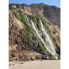 "Discovered by Jillian Jones, ""This hike has so many variations you never get bored. It's up and down, chilly, hot, humid, dry; trees, stone, rock. The waterfall cascades are gorgeous, as is the main waterfall seen here. Definitely worth coming here if you are in NorCal."" at Alamere Falls, Marin County, California."