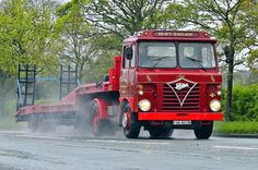 Foden Vintage Trucks, Old Trucks, Classic Trucks, Classic Cars, Commercial Vehicle, Transportation, Running, Buses, World