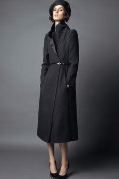 Nina Ricci Pre-Fall 2013 Fashion Show - Marte Mei van Haaster