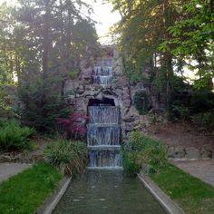 Strasbourg, Parc De L'orangerie
