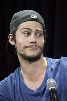 that face :D :* love you, Dylan!