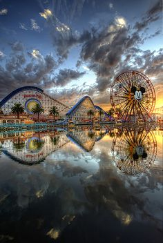 Wonderful World of Color #Disneyland #California Adventure #DCA