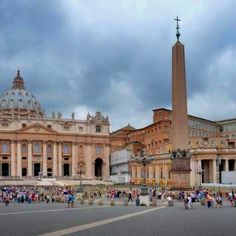 St. Peter's Square - by Mr. Radi