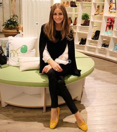 THE OLIVIA PALERMO LOOKBOOK: Snapped: Shopping in Soho