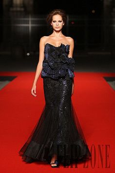 Abed Mahfouz Fall-winter 2009-2010 - Couture