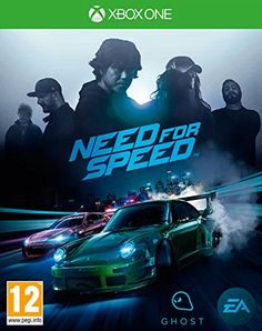 Electronic Arts Need for Speed (PC) Playstation Games, Xbox One Games, Ps4 Games, Games Consoles, Arcade Games, Need For Speed Pc, Dvd Box, Electronic Arts, Game Prices
