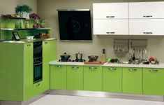 Contemporary #Kitchen #Designs With Kitchen Cabinet Colors  Visit http://www.suomenlvis.fi/