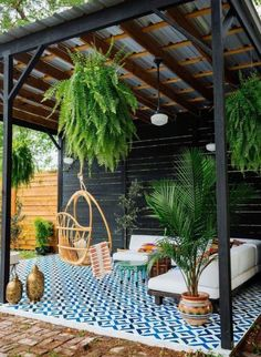 Best DIY Pergola Ideas for Small Backyard Diy Pergola, Patio Diy, Backyard Patio Designs, Small Backyard Landscaping, Backyard Retreat, Pergola With Roof, Pergola Designs, Patio Ideas, Landscaping Ideas