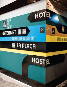Generator Hostel Barcelona by The Design Agency