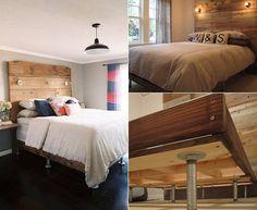 Gut Bett Selber Bauen Für Ein Individuelles Schlafzimmer Design