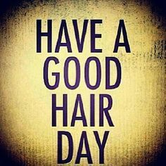 Every day will be a good hair day if you choose Lily's Exquisite Extensions! :-)