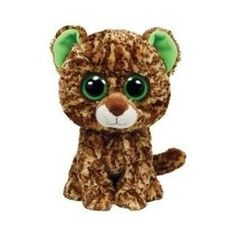 Ty Beanie Boos - Speckles The Leopard Plush