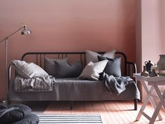 Cama ou sofá? De sonho. #camas #decoração #IKEAPortugal