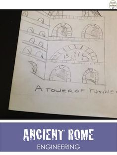 Notes + 5 Activities to explore and analyze the legacy of Ancient Roman engineering.  My students loved the variety.