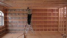Insonorisation murs et planchers