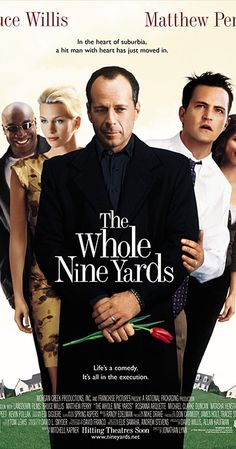 """Directed by Jonathan Lynn.  With Bruce Willis, Matthew Perry, Rosanna Arquette, Michael Clarke Duncan. Nick is a struggling dentist in Canada. A new neighbor moves in, and he discovers that it is Jimmy """"The Tulip"""" Teduski. His wife convinces him to go to Chicago and inform the mob boss who wants Jimmy dead."""