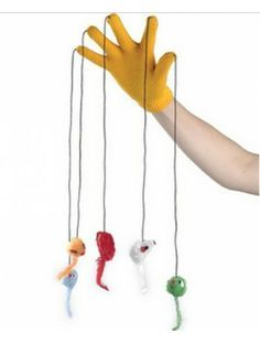 How to Make a Cat Toy Glove - Cat lovers can buy all sorts of toys for their kitties at the pet store. But why buy when you can make this five-in-one cat toy quickly, easily and inexpensively at home.
