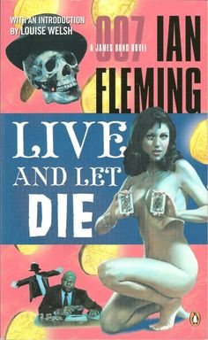 Ian Fleming: Most of James Bond James Bond Movie Posters, James Bond Books, James Bond Movies, Film Posters, Bond Series, James Bond Style, Punk Poster, Better Books, Pulp Fiction Book