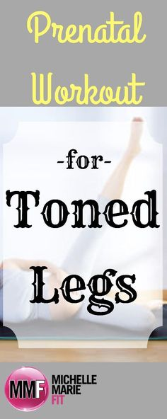 Prenatal workout for toned legs. Love that you can actually tone the legs while pregnant. Pregnancy Must Haves, Pregnancy Books, Pregnancy Care, First Pregnancy, Exercise During Pregnancy, Pregnancy Nutrition, Pregnancy Workout, Ab Core Workout, Butt Workout