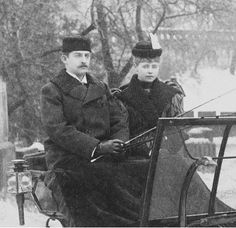 King Ferdinand and Missy Romanian Royal Family, Victorian Life, History Photos, Royal House, Queen Mary, Royal Weddings, Ferdinand, Queen Victoria, Emperor